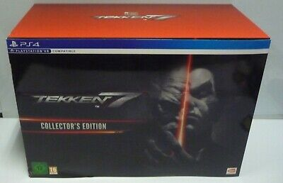 Tekken 7 Collectors Edition Ps4 Playstation 4 New Limited