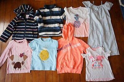 Bundle Girl Clothes 8 - 9 years Gap Zara Fat Face M&S