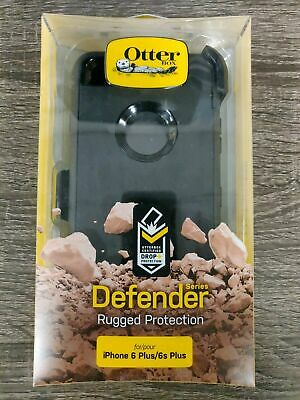 New Otterbox Defender Series Case Cover for iPhone 6 Plus & 6s Plus Holster