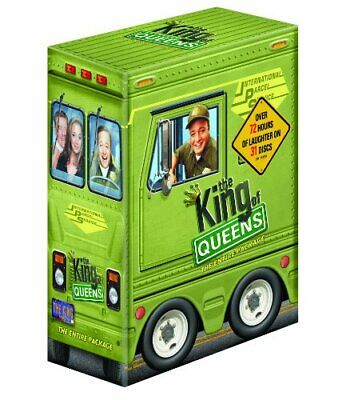 The King of Queens: The Entire Package [DVD] - DVD  18VG The Cheap Fast Free