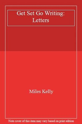 Get Set Go Writing: Letters-Miles Kelly
