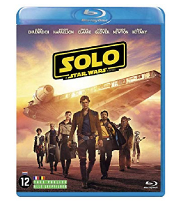 Blue ray SOLO star wars science fiction