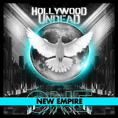 HOLLYWOOD UNDEAD NEW EMPIRE Vol.1 CD (New Release February 14th 2020) PRE-ORDER