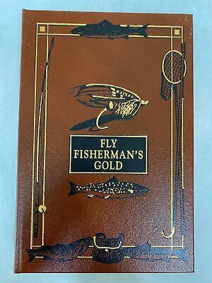 Idyll of the Split Bamboo Leather Bound Gilt Edge, Derrydale Press1993, Like New