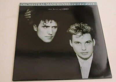 Orchestral Manoeuvers In The Dark THE BEST OF OMD 1988 UK LP 1st MINT UNPLAYED