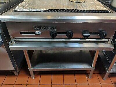 American Range Grill, Good Condition, Gas