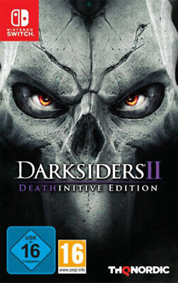 Darksiders 2  Deathinitive Ed. SWITCH - Nordic Games 1034245 - (Nintendo Switch