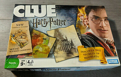 Clue Harry Potter Edition Board Game Parker Brothers