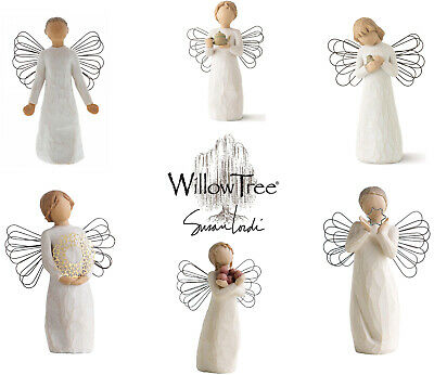 Willow Tree Angel Figurines Angels Figures Ornaments Full Collection all Boxed