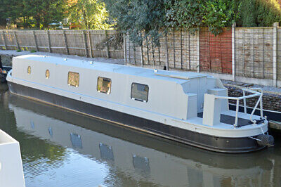 Brand New 57ft Sailaway Narrowboat