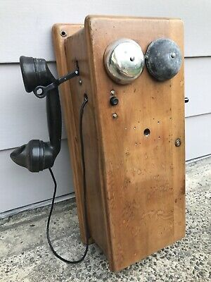 NSWGR Vintage Wall Telephone Model 235MW *** DUNGOG ***