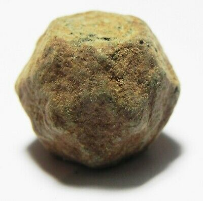 ZURQIEH -as16166- ANCIENT ISLAMIC BRONZE WEIGHT. 600-800 A.D. 5 DIRHAM