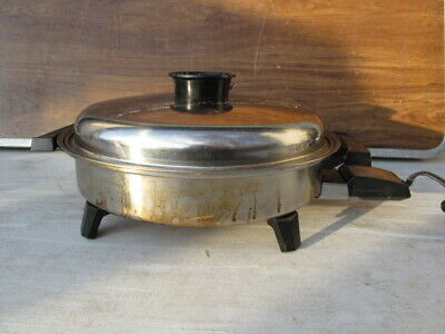 Towncraft Electric Skillet 11 Inch