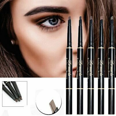 Tint Double-Ended Natural Waterproof Cosmetics Eyebrow Pencil Eye Brow Pen