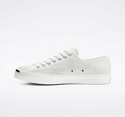 CONVERSE JACK PURCELL OXFORDS CANVAS SHOES SIZE MENS 9.5  NEW 161635C