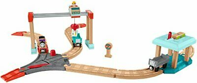 Thomas the Tank Engine wooden rail series mean wagons, mischievous freight cars