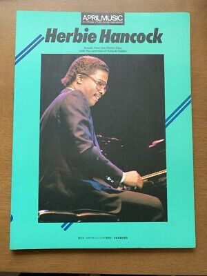 The Herbie Hancock Collection Sheet Music Artist Transcriptions NEW 000672419