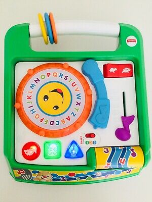Fisher Price Smart Stages Activity Toddler Musical & Light Up Toy