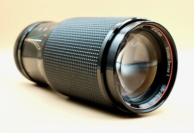 VIVITAR SERIES 1 70-210mm 2.8-4.0 Macro zoom Lens for CANON FD SLR fit
