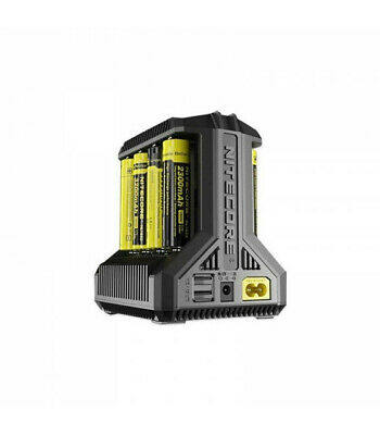 Cargador Intellicharger I8 - Nitecore