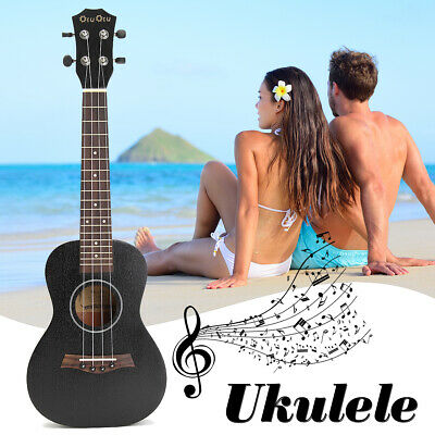 23 inch Soprano Concert Ukulele Musical Instrument Beginners Hawaii Guitar Gifts