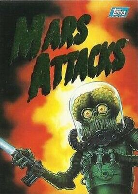 Mars Attacks 1994 Base / Basic Cards   001 To 099 Choose  By Topps 1994