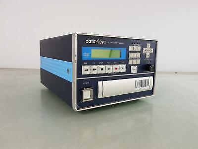 Datavideo MP-6000 DVD Recorder - With PSU