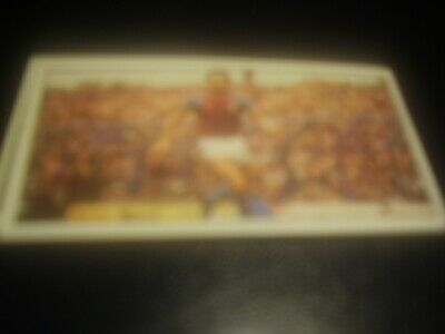 frank lampard west ham united no 24 bassett football cards 100's in stock ex-con