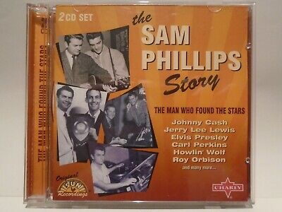 Various Artists - The Sam Phillips Story (2 CD Set) Exc condition