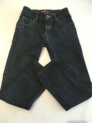 Boys Next Jeans Age 9 Height 134cm Elasticated waist adjustable casual VGC used