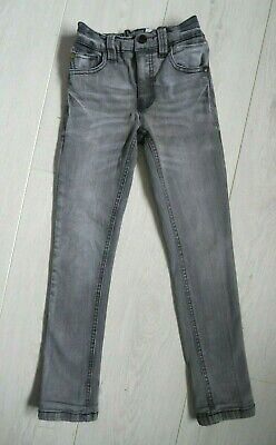 Next Boys Grey Super Skinny Jeans age 6 Yrs (5-6 years 6-7 yrs)