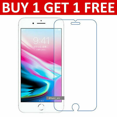 Screen Protector For Apple iPhone 6 plus - 100% Genuine Tempered Glass