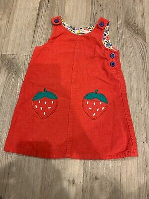 Girls Mini Boden Cord Dress, Age 2/3 Years!! Immaculate Condition