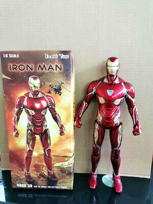 1/6 Scale IRON MAN MARK 50 12'' BY EMPIRE TOYS DOLL STATUE MODEL GIFT NIB