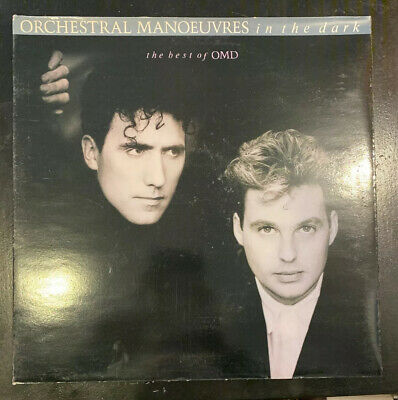 Orchestral Manoeuvres In The Dark – The Best Of OMD Vinyl LP