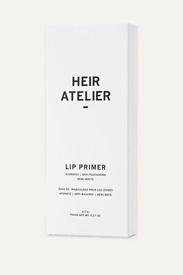 HEIR ATELIER LIP PRIMER 4.5G ~ Hydrates ~ Anti-feathering ~ RRP£20.83 ~ 10%OFF