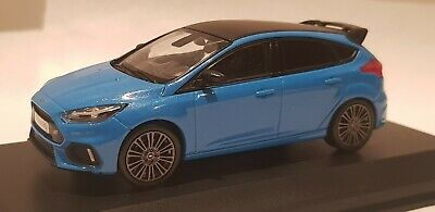 Ford Focus  Rs Mk3.        Blue Edition   By Norev 1/43 Scale