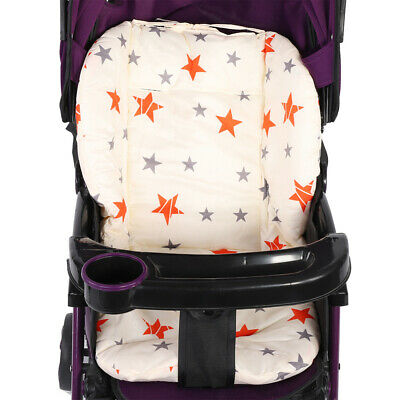 Infant Baby Stroller Cushion Body Support Pushchair Seat Pad Buggy Car Seat