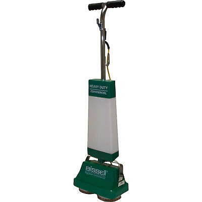 Bissell Big Green Commerical 2-Brush Scrubber and Polisher Floor Machine- 4.2A