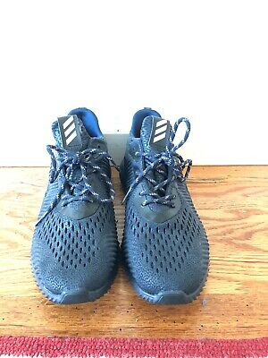 Navy Adidas Alphabounce Beyond Size 9 Pre-owned Without Box In Great Condition