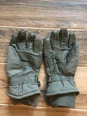 U.S Army Cold And Wet Weather Gloves Size Medium
