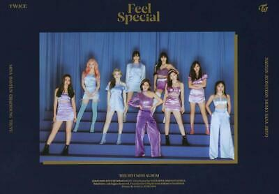 Feel Special by TWICE Audio CD  Lyric random booklet & Limited Poster Billboard