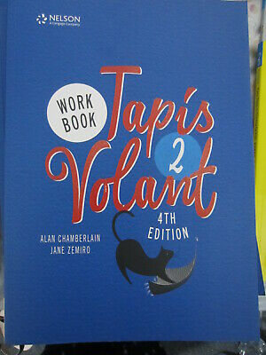 Tapis Volant 2 Work Book Workbook with USB