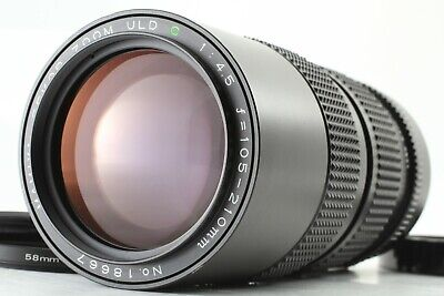 [Almost MINT] Mamiya Sekor Zoom ULD C 105-210mm f/4.5 Lens for 645 From Japan