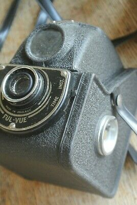 Ensign Ful-Vue  Camera Boxed