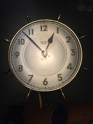 Smiths Maritime Sectric Clock