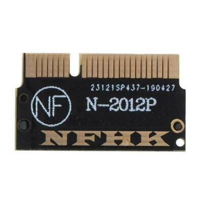 M.2 NGFF M Key SSD to Compatible For MacBook Pro Retina Adapter A1425 2012 N1Q9