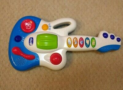 Chicco Baby Star Guitar Dj Musical Toy