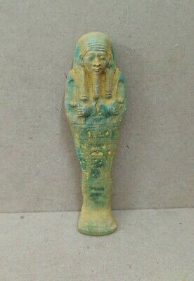 shabti Egyptian Ancient Civilization Statue ushabti Kingdom Vintage sculpture