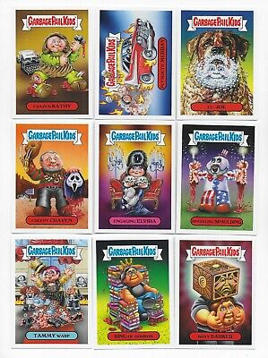 2019 Topps GPK Garbage Pail Kids Revenge of Oh, The Horror-Ible! Set   200 Cards